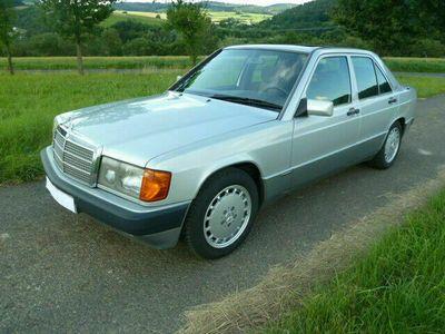 gebraucht Mercedes 190 2.0 Sportline Automatik