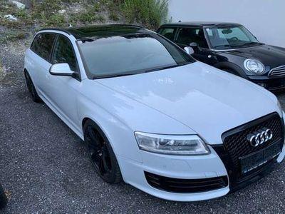 gebraucht Audi RS6 Grundausstattung