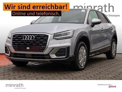 gebraucht Audi Q2 design 1.6 TDI LED Navi AHK LED RDC Klima SHZ