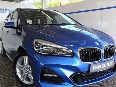gebraucht BMW 220 Gran Tourer i M Sport DKG 3. Sitzreihe Navi DAB harman/kardon