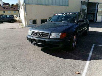 gebraucht Audi 100 2,6 quattro winterauto
