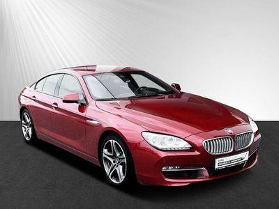 gebraucht BMW 650 i Gran Coupe LED NAvi HUD Sitzhzg Hifi