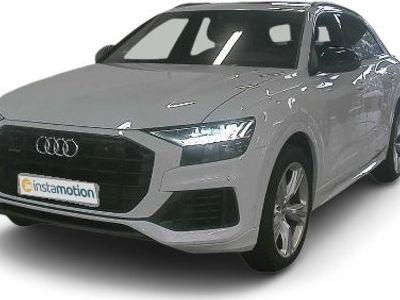 gebraucht Audi Q8 Q850 TDI qu tip. 210kW*Air*HUD*Pano*Leder*Tour*
