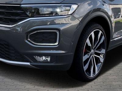 gebraucht VW T-Roc Sport Allrad KLIMA LED NAVI LEDER