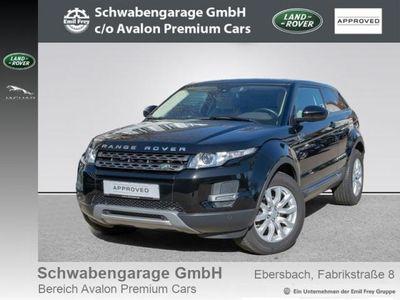 gebraucht Land Rover Range Rover evoque TD4 Automatik Pure Navi
