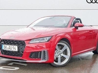 gebraucht Audi TT Roadster 45 TFSI quattro S tronic S line-LED-Schei