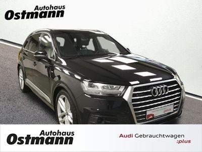 gebraucht Audi Q7 50 TDI quattro S line*LED*RFK*EURO6