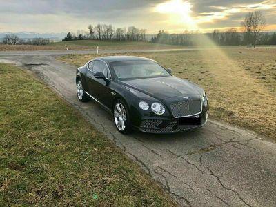 gebraucht Bentley Continental GT V8 als Sportwagen/Coupé in Vilgertshofen