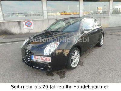 gebraucht Alfa Romeo MiTo Super*Klima*Alu*Sport*Tempomat*Aux*