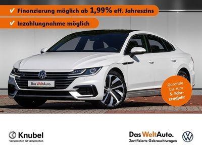 gebraucht VW Arteon R-Line 2.0 TDI DigiC. Kamera LED Fahrass. Pano