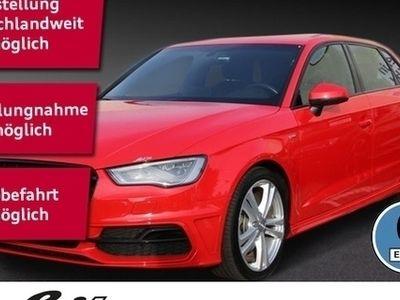 gebraucht Audi A3 Sportback S line 1.8 TFSI Sportpaket S LED,AHK,optik Paket,S selection