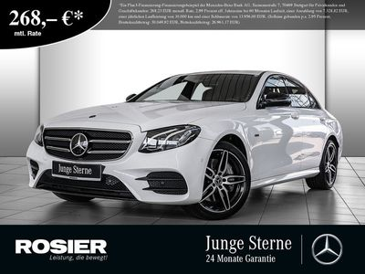 gebraucht Mercedes E350 EAMG Line Wide Abstandstemp. LED Navi Kam