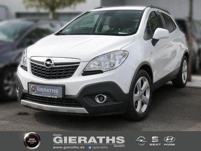 gebraucht Opel Mokka Edition 1.6 ecoFLEX 85KW 5G Klima