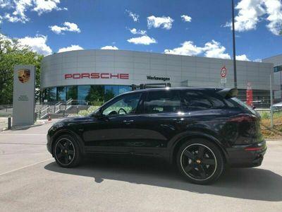 """gebraucht Porsche Cayenne S Diesel EURO6 PASM/PDLS/PANO/PCM 21"""""""