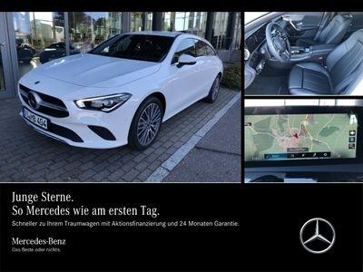 gebraucht Mercedes CLA200 d SB PDC,LED,Distronic,Kamera