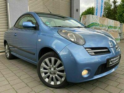 gebraucht Nissan Micra C+C Premium-Klimaautomatik-Leder-SHZ-Pano