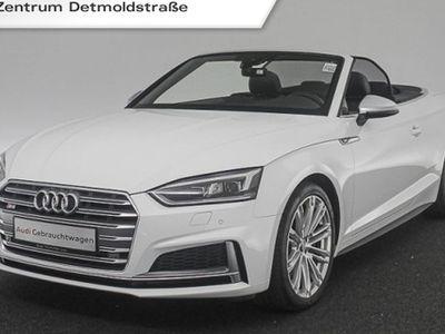 gebraucht Audi S5 Cabriolet 3.0 TFSI qu. B&O LED Navi Leder R-Kamera S tronic