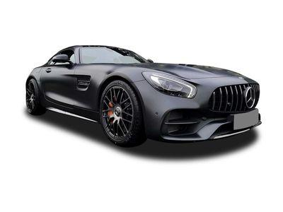 gebraucht Mercedes AMG GT C 4.0 Benzin