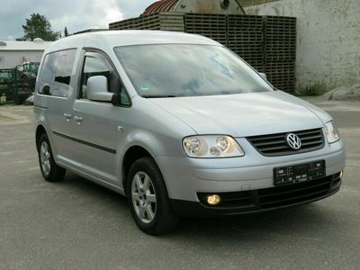 gebraucht VW Caddy Life EcoFuel 2.0+ERDGASS (CNG)+KLIMAAUT