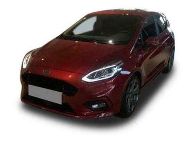 gebraucht Ford Fiesta FiestaST-LINE 2021 MY LIM. 5-TUERIG