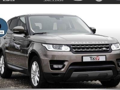 gebraucht Land Rover Range Rover Sport 3.0 TDV6 FAP SE EURO 6 (Navi Xenon Leder Klima Luf
