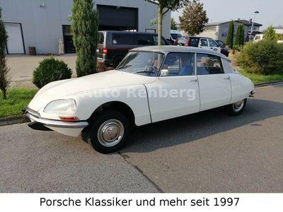 gebraucht Citroën DS 19 aus dritter Hand, toller Zustand! als Limousine in Haltern am See