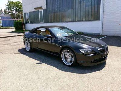 gebraucht Alpina B6 Cabriolet Switch-Tronic