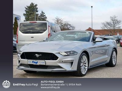 gebraucht Ford Mustang GT Convertible 5.0 Ti-VCT V8 Aut. 331 kW 2-türig