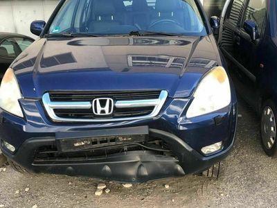gebraucht Honda CR-V 2,0 4WD Automatik 150tkm Leder