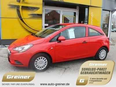 gebraucht Opel Corsa 1.2 Seleciton KLIMA | RADIO | SERVO | ZENTRALVER