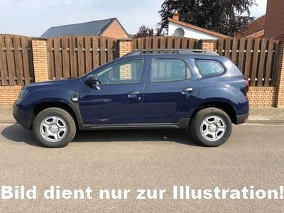 gebraucht Dacia Duster TCE 100 ESSENTIAL 4x2