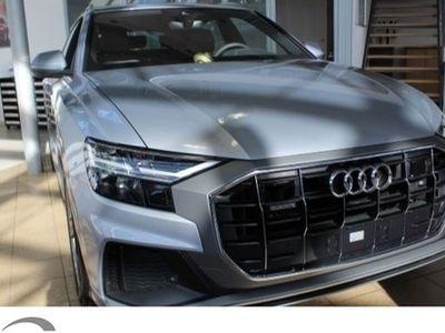 gebraucht Audi Q8 50 TDI quattro, Sline Ext, AHK, Standhz