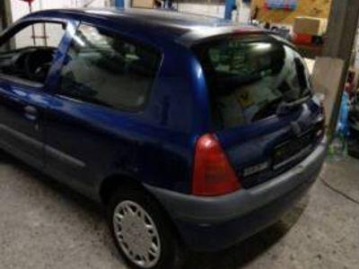 käytetty Renault Clio 1,2