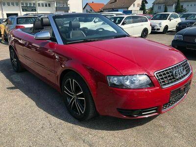 gebraucht Audi S4 4.2 tiptr. quattro Cabriolet Sammlerzustand als Cabrio/Roadster in Speyer