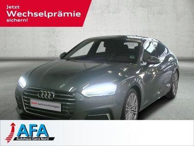 gebraucht Audi A5 Sportback 2,0 TFSI Sport S tronic Virt.CP,DAB,Wechsel/Umwelt