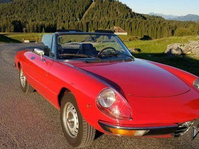 gebraucht Alfa Romeo 2000 Spider als Cabrio/Roadster in Mittenwald