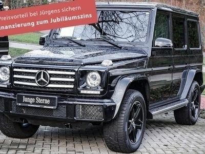 gebraucht Mercedes G500 Designo+Harman