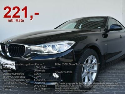 gebraucht BMW 335 Gran Turismo iA Sport Line NaviProf.Xenon.GSD
