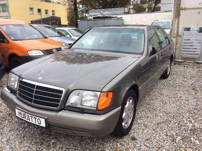 gebraucht Mercedes 600 SE V12 VOLLAUSSTATTUNG Top*
