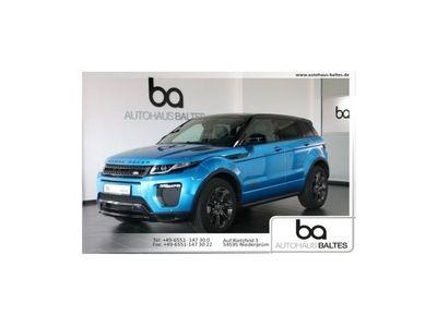 gebraucht Land Rover Range Rover evoque 2.0 TD4 SE Dynamic Landmark Edition PanoD