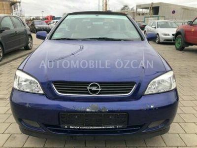 gebraucht Opel Astra Cabriolet G 2.2 16V 90 J.Bertone