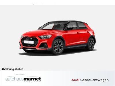 gebraucht Audi A1 citycarver 30 TFSI LED VirtualCockpit SHvorn EPH+ MF-Lederlenkrad