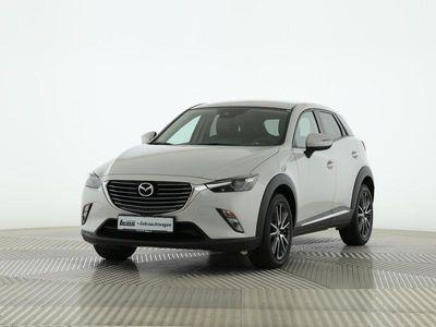 gebraucht Mazda CX-3 Sports-Line Navi PDC Kamera FSE