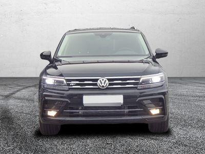 gebraucht VW Tiguan Allspace Comfortline R-Line 4Motion TSI D