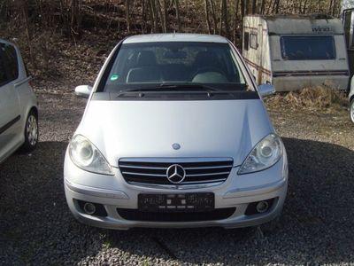 gebraucht Mercedes A180 CDI Avantgarde DPF / 6 Gang / Klima / EU4.