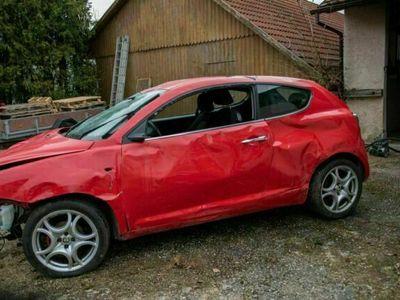 gebraucht Alfa Romeo MiTo 1.4 zum Ausschlachten