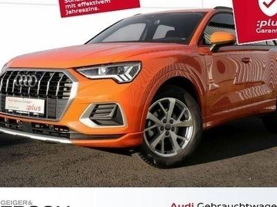 gebraucht Audi Q3 Sport 35 TDI VC AHK LED Leder Navi GRA