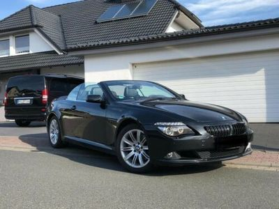 käytetty BMW 635 Cabriolet d * * 162.000 Tkm * Facelift *