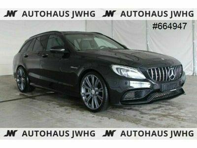 "gebraucht Mercedes C63 AMG AMG T 20""BRABUS NIGHT COMAND 360KAM LEDER"