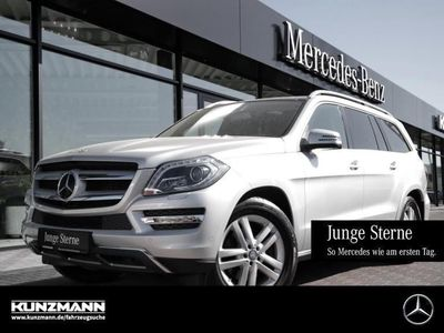 gebraucht Mercedes GL350 BT 4M Comand Panorama-SD Distronic 360°